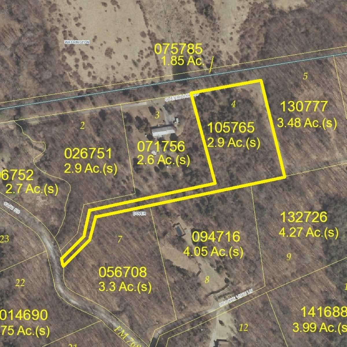 LOT 4, OVERBROOK ROAD Dover, NY 12522 - MLS #: 369018